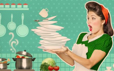 3 Spiritual Tools for — Housework