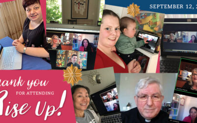Lessons in Leadership: RiseUP! Mother's Group Leaders