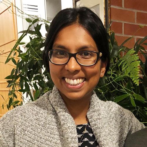 Andrea Fernandes, Catholic Moms Group Leader