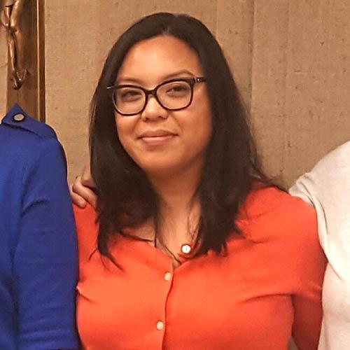 Christina Henderin, Catholic Moms Group Leader