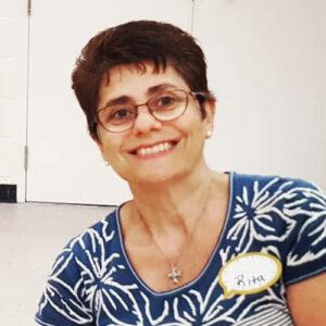 Rita Perta, Catholic Moms Group Leader