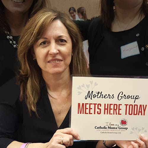 Tina Russo, Mothers Group Leader