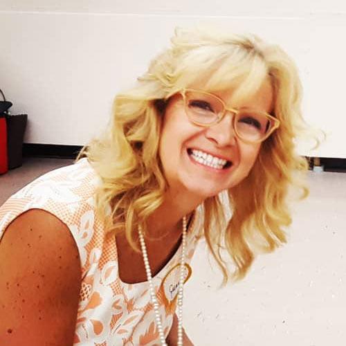 Jane Scamurra, Catholic Moms Group Leader
